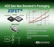Alpha and Omega Semiconductor Sets a New Standard with XS Series MOSFET Packaging Technology