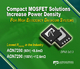 Alpha and Omega Semiconductor's New 80V and 100V MOSFETs Offer Industry's Lowest On-Resistance in a DFN3.3x3.3 Package